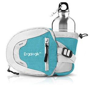 Erga Logik Hiking Waist Pack with Water Bottle Holder