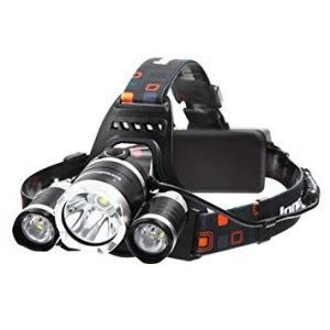 InnoGear 5000 Lumens Headlamp