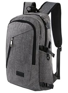 Mancro Business Water Resistant Backpack