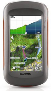 Montana 650 Waterproof Hiking GPS
