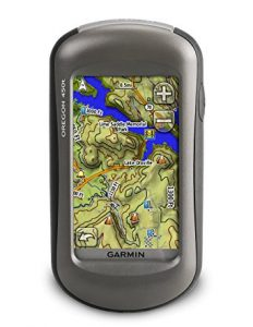 Oregon 450t Handheld GPS