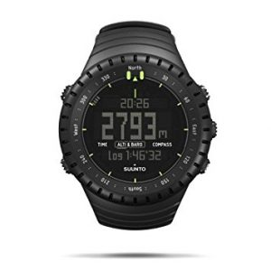 Suunto Core All Black Military Men's Outdoor
