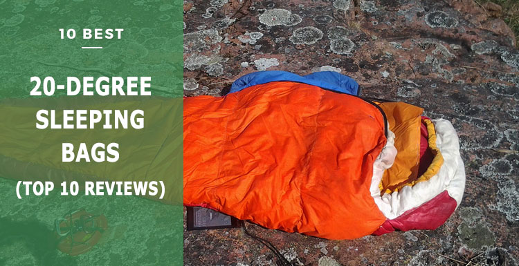 Best 20 Degree Sleeping Bags