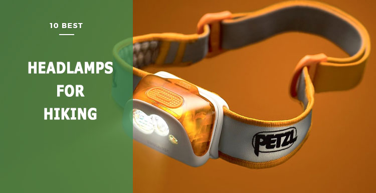 best headlamps for hiking
