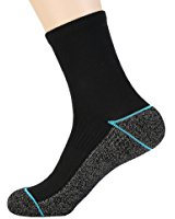 Copper Antibacterial Athletic Socks for Men and Women