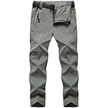 FunnySun Men's Hiking Pants