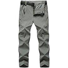 FunnySun Men's Hiking Pants