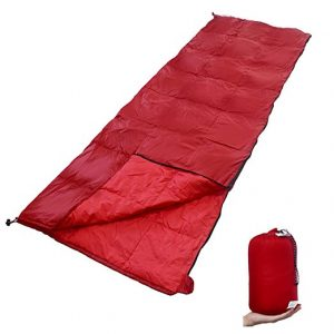 Geertop Lightweight Comfort Down Sleeping Bag