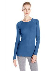 Ibex Merino Wool Women's Woolies Crew Shirt