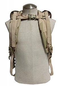 MOLLE II Enhanced Shoulder Straps