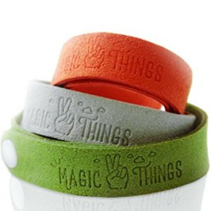 Magic Things Natural Mosquito Repellent Bracelet