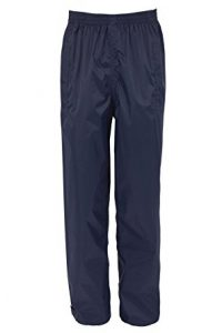 Mountain Warehouse Pakka Men's 100% Rain Over Pants for all ages