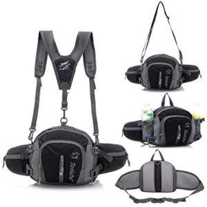 Multifunctional Waterproof Outdoor Waist Pack Backpack