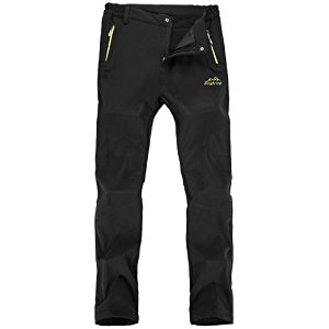 Singbring Men's Outdoor Lightweight Quick Drying Hiking Pants