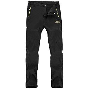 Singbring Men's Outdoor Lightweight Quick Drying Hiking Pants