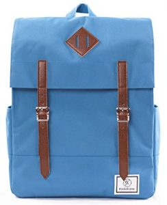 The Ryan, Premium Canvas Backpack