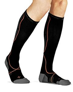 Tommie Copper Men's Performance Exo Athletic Over the Calf Socks