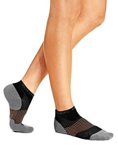Tommie Copper Women's Athletic Ankle Socks