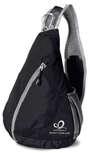 Waterfly Packable Shoulder Backpack