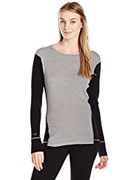 Women's Merino Wool Top Base Layer by Woolx