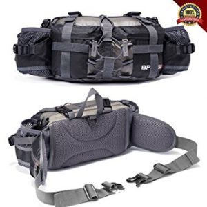 YUOTO Outdoor Fanny Pack Lumbar Bag