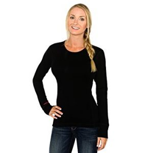 Women's Merino Wool Top by Woolx