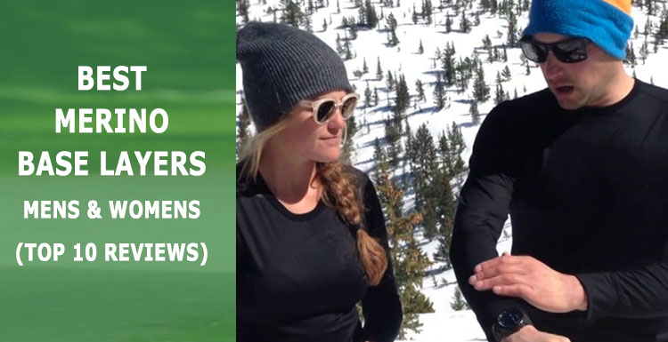 best merino base layers for men and women