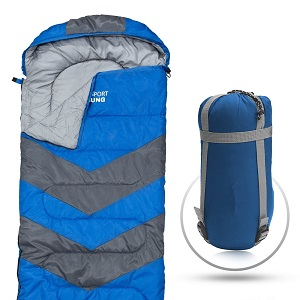 AbcoSport Tech Envelope Sleeping Bag