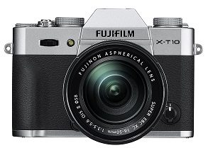 Fujifilm X-T10 Mirrorless Digital Camera