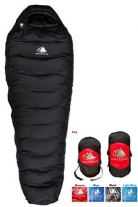 Hyke & Byke Snowmass 0 Degree Down Sleeping Bag