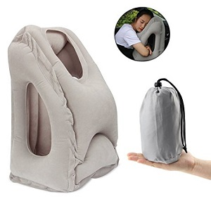 Inflatable Koncle Airplane Pillow
