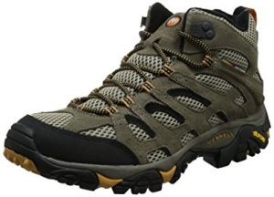 Merrell Men's Moab Ventilator Mid Hiking Boot