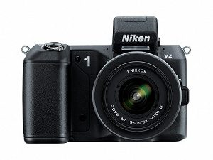 Nikon 1 V2 14.2 MP HD Digital CameraNikon 1 V2 14.2 MP HD Digital Camera