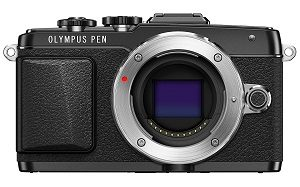 Olympus E-PL7 Mirrorless Digital Camera