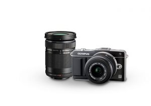 Olympus E-PM2 Mirrorless Digital Camera