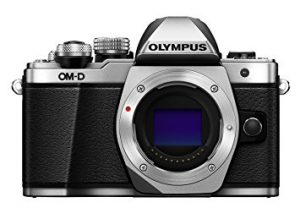 Olympus OM-D E-M10 Mark II Mirrorless Digital Camera - Perfect for Videos