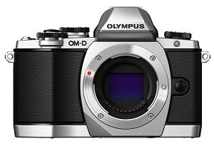 Olympus OM-D E-M10 Mirrorless Digital Camera