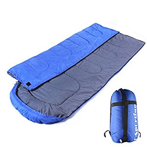 Osportfun Warm Weather Sleeping Bag
