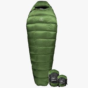 Outdoor Vitals 0 Degree Down Sleeping Bag