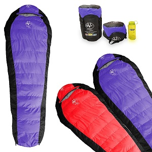 Outdoor Vitals Atlas 15°F Lightweight Down Sleeping Bag