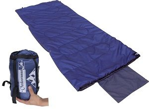 OutdoorsmanLab Lightweight Sleeping Bag