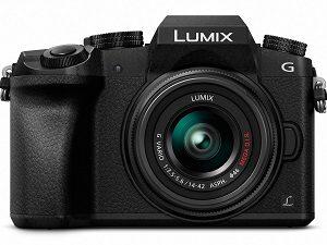 Panasonic LUMIX G7 4K Mirrorless Camera