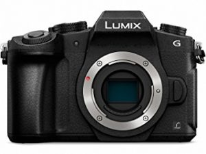 Panasonic LUMIX G85 4K Mirrorless Camera - Perfect for Travelling