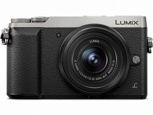 Panasonic LUMIX GX85 4K Mirrorless Camera