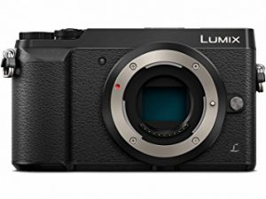 Panasonic LUMIX GX85 Body 4K Mirrorless Camera