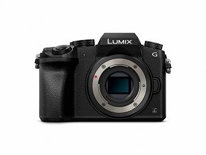 Panasonic Lumix DMC-G70 Mirrorless Micro Four Thirds Digital Camera
