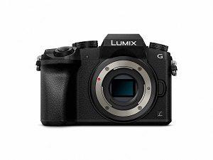 Panasonic Lumix DMC-G70 Mirrorless Micro Four Thirds Digital Camera