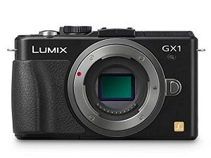 Panasonic Lumix DMC-GX Mirrorless Digital Camera