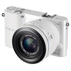 Samsung NX1100 Smart Wi-Fi Digital Camera