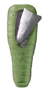 Sierra Designs DriDown Backcountry Sleeping Bag